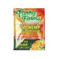 FUNKY FARMS CITRUS BLEND 25MG