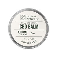 Unscented CBD Balm 1200mg